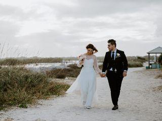 The wedding of Shaida and Reza 2