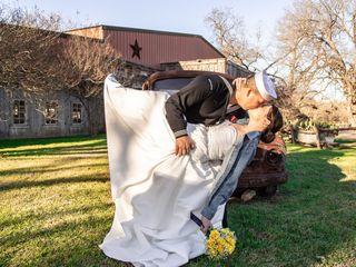 The wedding of Jenna and Zach