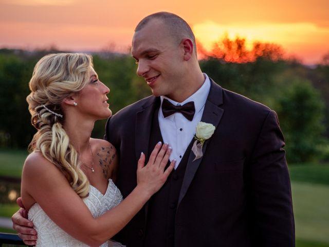 Shane and Amber's Wedding in Gettysburg, Pennsylvania 2