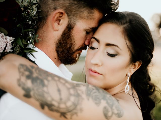 The wedding of Kayla and Sean