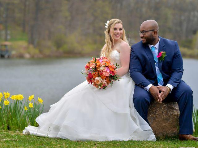 The wedding of Hayley and Ryan