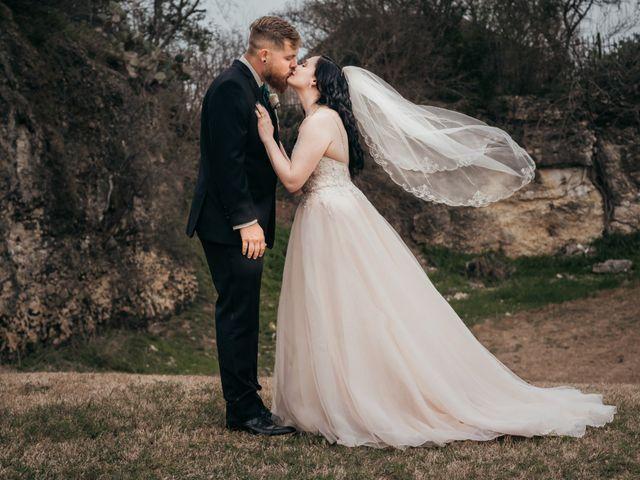 The wedding of Brandi and Joseph