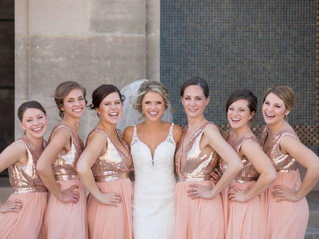 Thomas and Camille's Wedding in Kansas City, Missouri 2