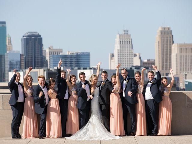 Thomas and Camille's Wedding in Kansas City, Missouri 32