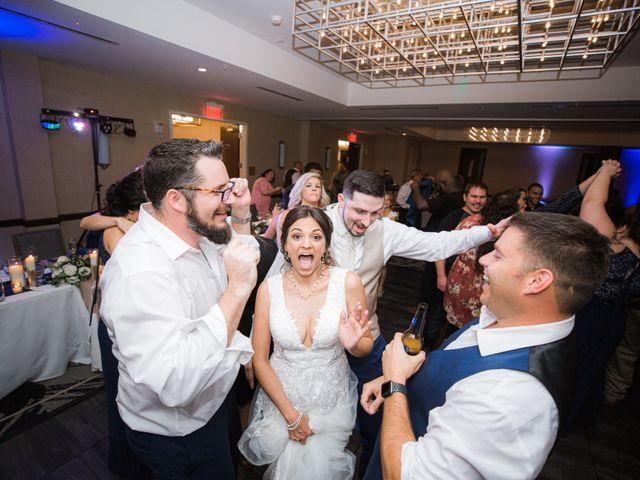 Jon and Rachel's Wedding in Jamestown, New York 10