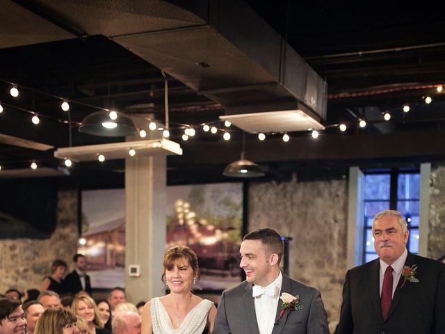 Megan and Greg's Wedding in Ellicott City, Maryland 5