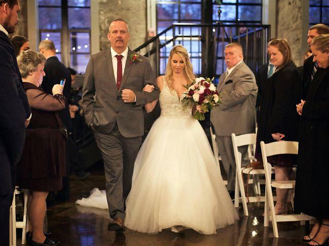 Megan and Greg's Wedding in Ellicott City, Maryland 6