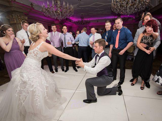 Shawn and Ashtyn's Wedding in Asheville, North Carolina 15