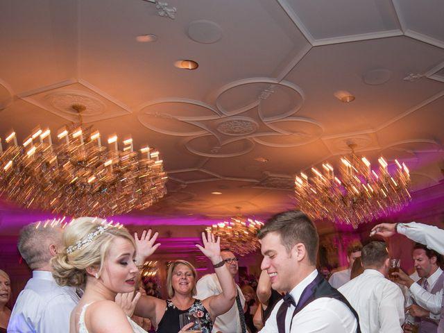 Shawn and Ashtyn's Wedding in Asheville, North Carolina 16
