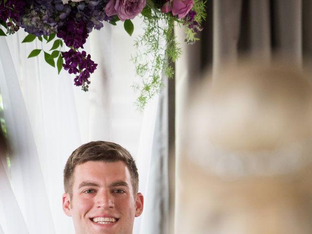 Shawn and Ashtyn's Wedding in Asheville, North Carolina 8