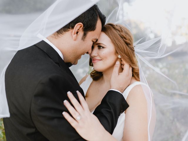 The wedding of Mercede and Bibhor