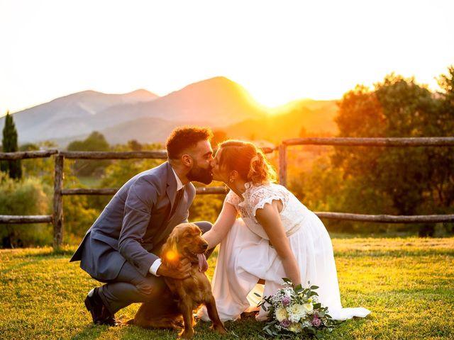 The wedding of Valentino and Chiara
