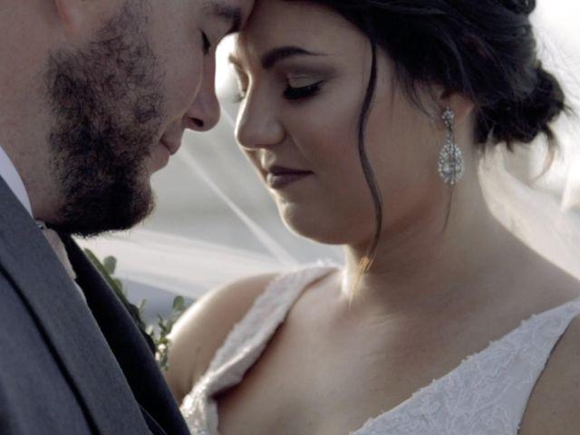 The wedding of Kristie and Elliott