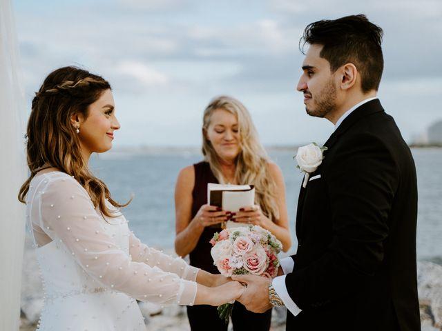 Reza and Shaida's Wedding in Daytona Beach, Florida 8