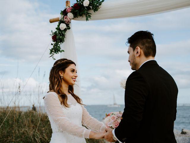 Reza and Shaida's Wedding in Daytona Beach, Florida 10