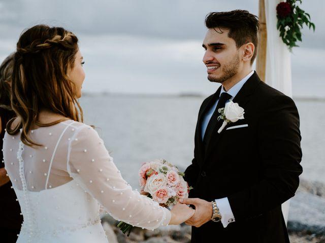 Reza and Shaida's Wedding in Daytona Beach, Florida 11