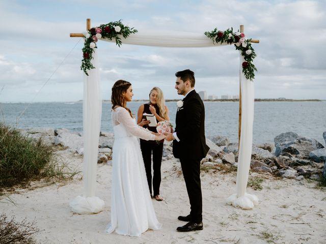 Reza and Shaida's Wedding in Daytona Beach, Florida 13