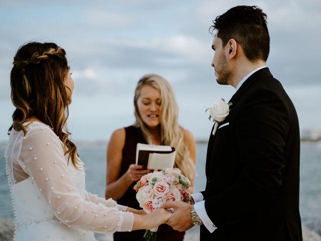 Reza and Shaida's Wedding in Daytona Beach, Florida 14