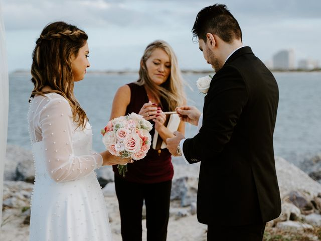 Reza and Shaida's Wedding in Daytona Beach, Florida 15