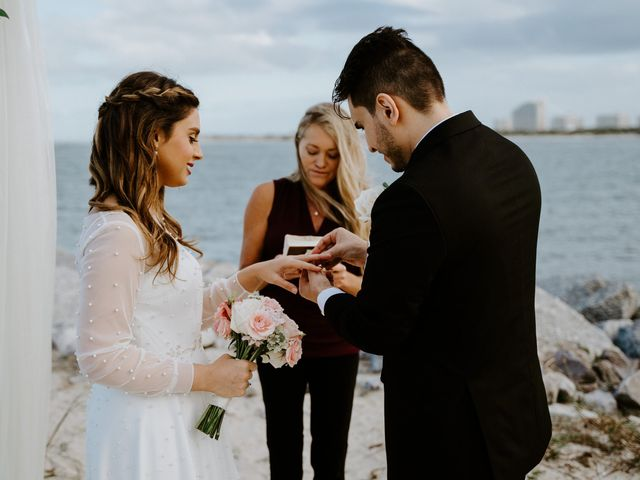 Reza and Shaida's Wedding in Daytona Beach, Florida 16