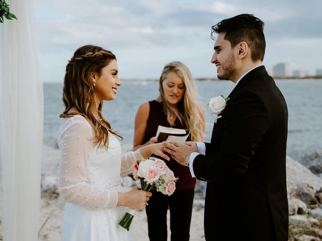 Reza and Shaida's Wedding in Daytona Beach, Florida 17