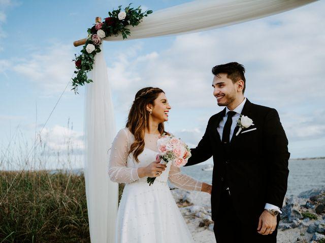 Reza and Shaida's Wedding in Daytona Beach, Florida 22