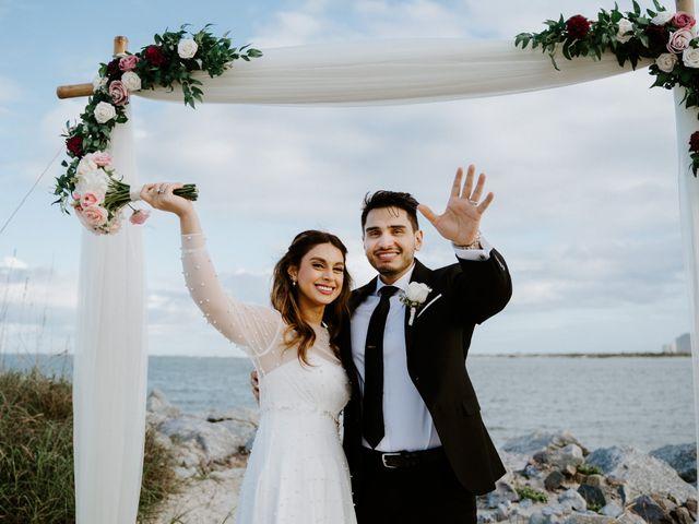 Reza and Shaida's Wedding in Daytona Beach, Florida 23