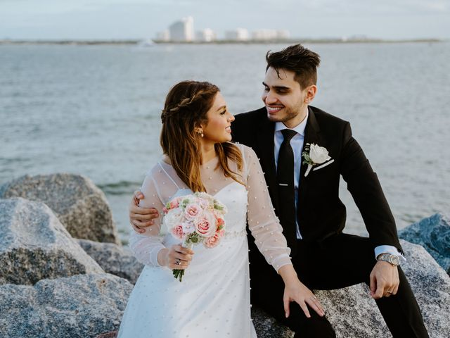 Reza and Shaida's Wedding in Daytona Beach, Florida 30