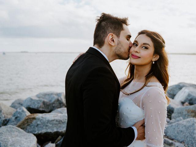 Reza and Shaida's Wedding in Daytona Beach, Florida 32
