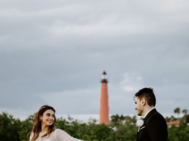 Reza and Shaida's Wedding in Daytona Beach, Florida 42