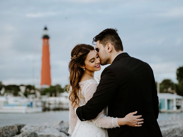 Reza and Shaida's Wedding in Daytona Beach, Florida 64