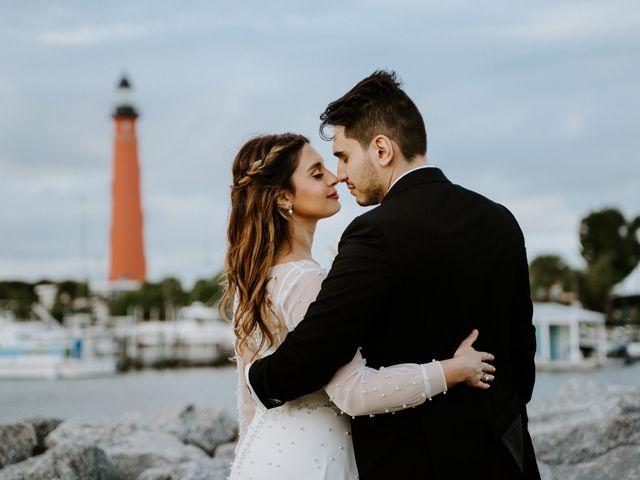 Reza and Shaida's Wedding in Daytona Beach, Florida 66