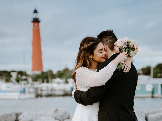 Reza and Shaida's Wedding in Daytona Beach, Florida 69
