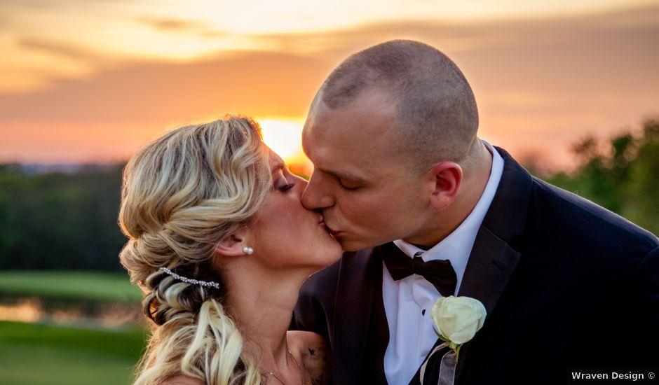 Shane and Amber's Wedding in Gettysburg, Pennsylvania