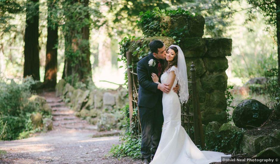 Ricky and Janice's Wedding in Saratoga, California