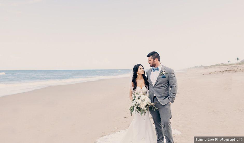 Harry and Juliana's Wedding in Jensen Beach, Florida