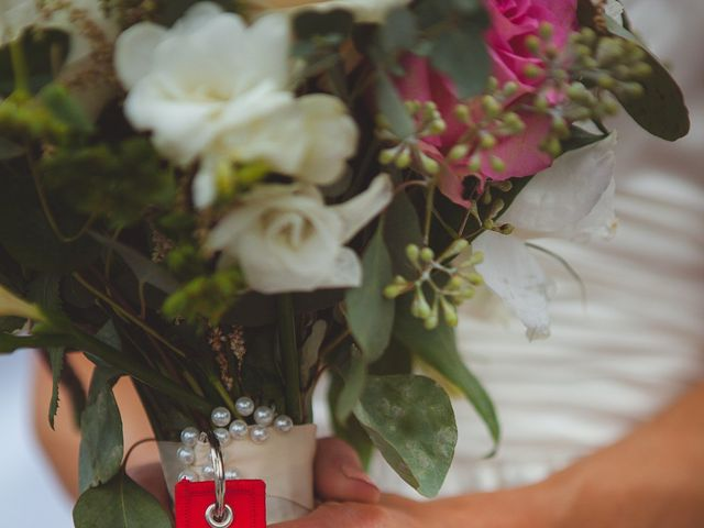 Grace and Matt's Wedding in Annapolis Junction, Maryland 5