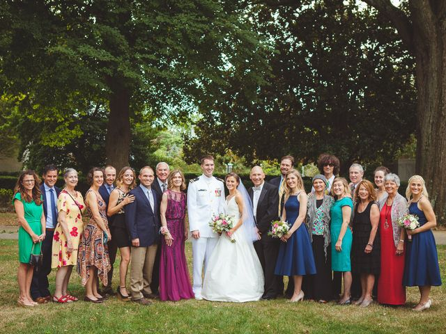 Grace and Matt's Wedding in Annapolis Junction, Maryland 13