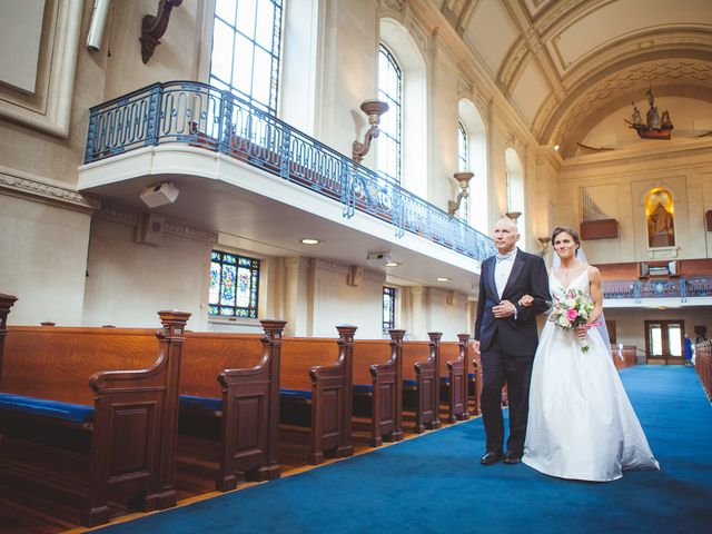 Grace and Matt's Wedding in Annapolis Junction, Maryland 7