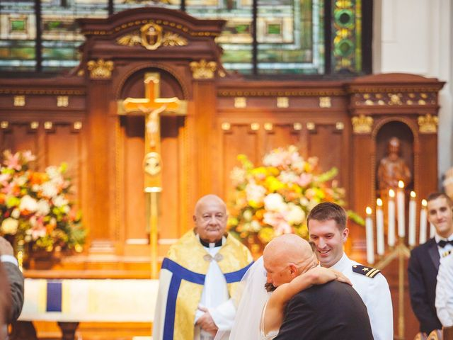 Grace and Matt's Wedding in Annapolis Junction, Maryland 8
