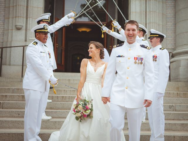 Grace and Matt's Wedding in Annapolis Junction, Maryland 12
