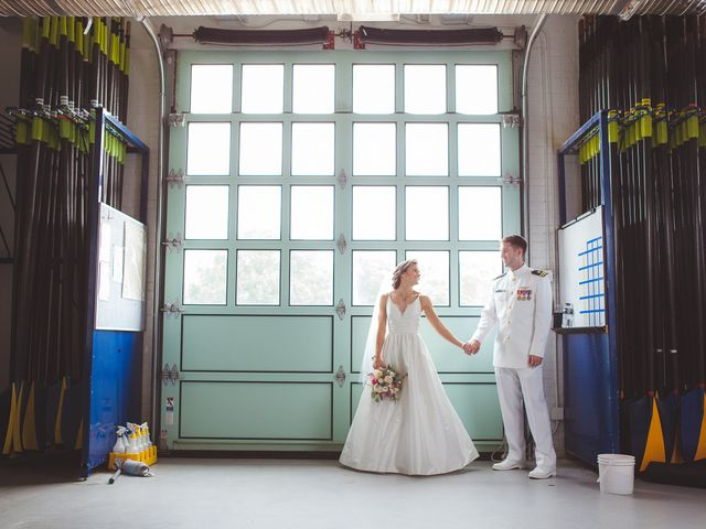 Grace and Matt's Wedding in Annapolis Junction, Maryland 14