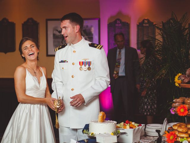 Grace and Matt's Wedding in Annapolis Junction, Maryland 21