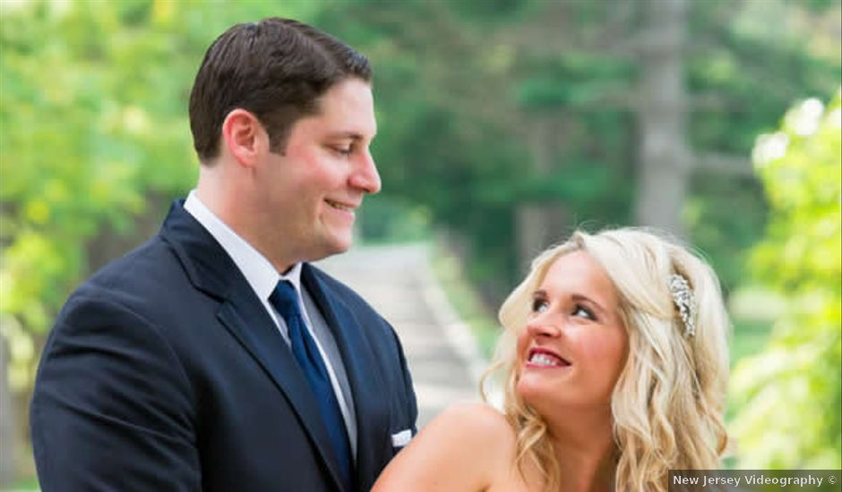 Kelly and Joseph's Wedding in Allentown, New Jersey