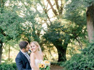Max and Elizabeth's Wedding in Dallas, Texas 12