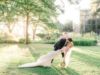 Max and Elizabeth's Wedding in Dallas, Texas 3