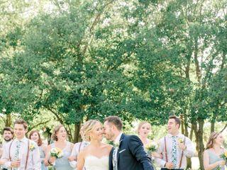 Max and Elizabeth's Wedding in Dallas, Texas 18