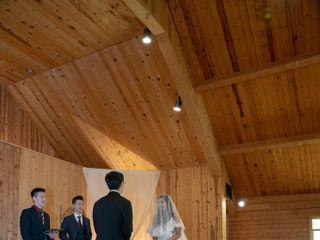 The wedding of Mellisa and Zip 2