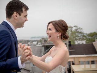 The wedding of Rudi and Joe