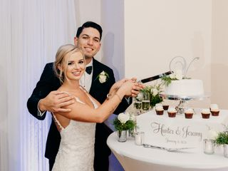 The wedding of Jeremy and Hunter